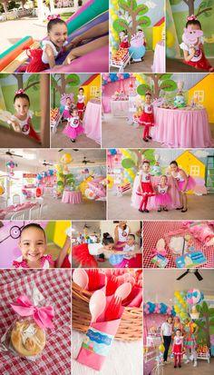 Cumpleaños de Marcela Zarzavilla - Tienda My Design Panamá