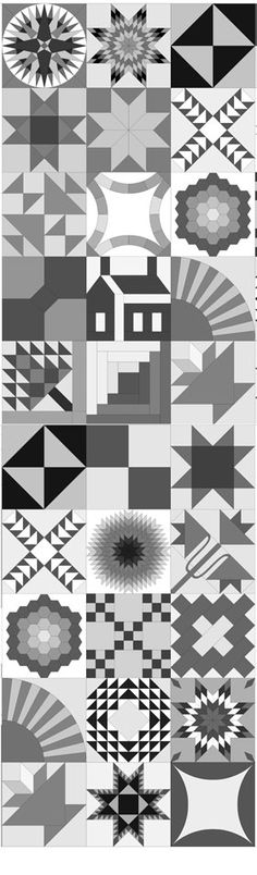 Quilting patterns!