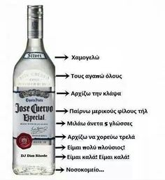 My friend jose cuervo, lol so true tequila! Funny Drinking Quotes, Funny Quotes, Quotes Gif, Bae Quotes, Funny Phrases, Crazy Quotes, Sarcastic Quotes, Cooking Humor, Cooking Quotes