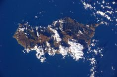 Photo of Madeira Island, Portugal by Terry W. Virts @AstroTerry, @NASA Astronaut  - via Twitter 21.03.2015 - https://twitter.com/AstroTerry/status/579305628524363776