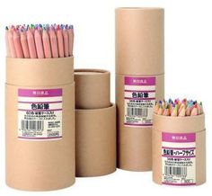 A set of 36 Coloured Pencils from Muji