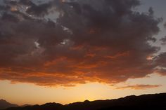 Ahwatukee Monsoon Sunset by ahwatukeehomesforsale, via Flickr