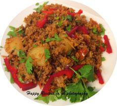 Pilchard fried rice2