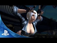 PlayStation Experience 2015: The King of Fighters XIV - PSX Trailer | PS4 - YouTube