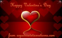 Wishing all of you a Happy Valentine's Day! #ExpatriateTaxReturns #Valentines