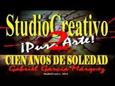 CIEN AÑOS DE SOLEDAD - 2 DE 9 - GABRIEL GARCÍA MÁRQUEZ - YouTube