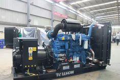 EvoTec alternators coupling with TELLHOW diesel generator set Diesel, Diesel Fuel