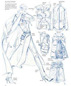 Ничего не изменилось, или от эстета к аскету - Anna Kiper - Fashion Illustration: Inspiration and Technique