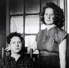 the doomed dylan thomas with Caitlin - genius Dylan Thomas, The Edge Of Love, Swansea Wales, Modern Poetry, My Favorite Music, Me As A Girlfriend, The Beatles, Selfies, Writers