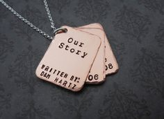 Hey, I found this really awesome Etsy listing at https://www.etsy.com/listing/123956283/hand-stamped-jewelry-personalized