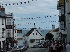 English seaside looks like Broadstairs