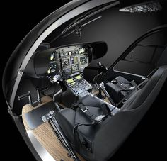 Mercedes-Benz Style EC145 Luxury Helicopter