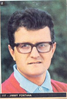 jimmy fontana - italian singer - 60s, nome d'arte di Enrico Sbriccoli (Camerino, 13 novembre 1934 – Roma, 11 settembre 2013), è stato un cantautore, contrabbassista e attore  #TuscanyAgriturismoGiratola