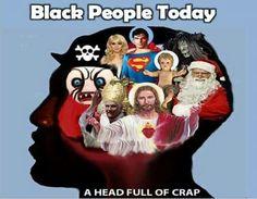 Blacks are the chosen people of god