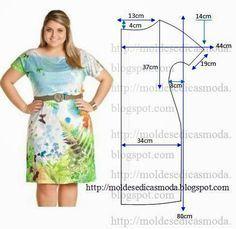 vestito+facile+taglie+comode+cartamodello.jpg (487×473)