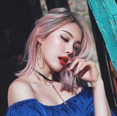 Pony park hye min make up ♡*♡ Korean Makeup Tips, Korean Makeup Tutorials, Korean Beauty, Asian Makeup, Pony Makeup, Eye Makeup, Makeup Eyeshadow, Park Hye Min, Pony Effect