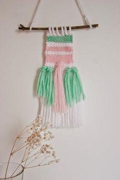 Taller de creactividad: tejiendo en un telar diy   Decorar tu casa es facilisimo.com