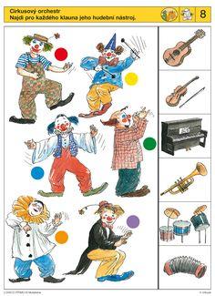 Zinsbouw: de clown speelt op de ... / bez vnw 'van hem'