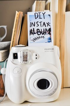 Instax mini appareil photo polaroid :)