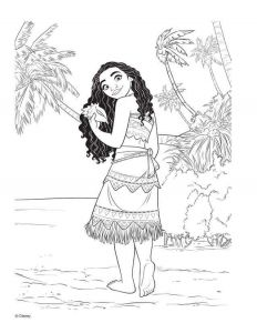 Grown Up Moana With The Shell Moana Coloring Pages - We have dedicated this page to fans of the Disney film Moana. You can find Moana coloring pictures to color. Moana Waialiki is a princess who will liv. Easy Coloring Pages, Disney Coloring Pages, Animal Coloring Pages, Printable Coloring Pages, Coloring Books, Free Coloring, Moana Coloring Sheets, Coloring Sheets For Kids, Coloring Pages For Girls