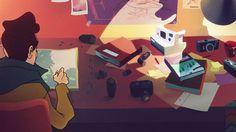 Négatif : Une très belle animation 2D sur la confiance en soi