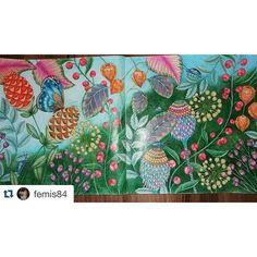 Millie Marotta's Tropical World Flowers