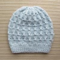 Knitting: Hat in Bluebell Rib for a Lady