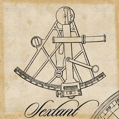 Resultado de imagen para sextant tattoo simple lines Sextant Tattoo, Nautical Compass Tattoo, Graphic Prints, Graphic Design, Vector Graphics, Typography Design, Line Art, Art Sketches, Sleeve Tattoos
