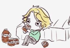 Omg.. I remember this... AHH MY LIL POOR CUTIE YOOSUNG, I'M SORRY I TRICKED YOU, YOUR JUST SO FUN TO TEASE.