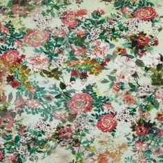 Floral Bouquet Jersey