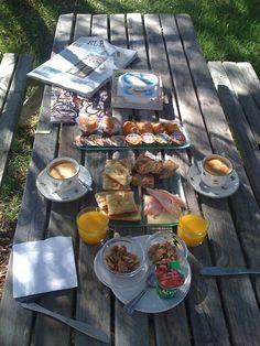 Desayuno perfecto en La Barraca