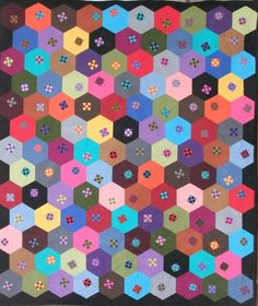 Stuffed Olives quilt