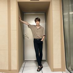 """[COMPLETED] Book two of Dr. Jung """"Every negative thought, thing and… # Fiksi Penggemar # amreading # books # wattpad Jaehyun Nct, Korean Outfits, Boy Outfits, Brown Outfit, Jung Yoon, Valentines For Boys, Jung Jaehyun, Taeyong, Boyfriend Material"""