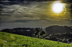 The clew by Beniamin Sabo on Celestial, Sunset, Landscape, Outdoor, Outdoors, Scenery, Sunsets, Outdoor Games, The Great Outdoors