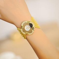 Lady Diamond Bracelet Watch