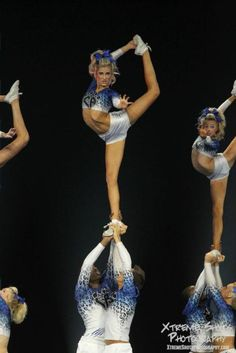 Cheer Athletics Cheetahs <3 my favorite team!
