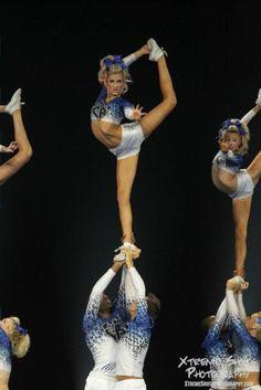 Cheer Athletics Cheetahs <3