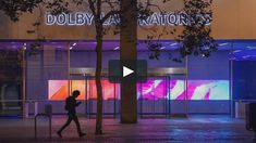 More infos at: http://onformative.com/work/collide  Collide Installation, 2016 Commissioned digital artwork for Dolby Laboratories, San Francisco  Surreal…