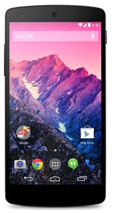 LG Google Nexus 5 D821 Factory Unlocked Phone, 32GB, Black - No 4G in USA - International Version No Warranty - http://mobileappshandy.com/mobile-store/mobile-accessories/lg-google-nexus-5-d821-factory-unlocked-phone-32gb-black-no-4g-in-usa-international-version-no-warranty/