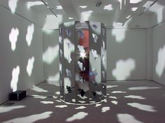 """Creating a """"sky's the limit atmosphere"""" for children's environment. Carsten Nicolai Rota"""
