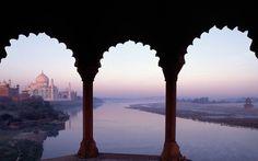 Taj Mahal. Agra, India. Boemo Dreamscapes