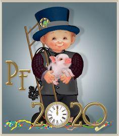Gify Nena - Nový rok 1 Happy New, Diy And Crafts, Christmas Ornaments, Holiday Decor, Home Decor, Decoration Home, Room Decor, Christmas Jewelry, Christmas Decorations