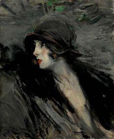 Giovanni Boldini, Ritratto di Suzy