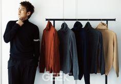 Joo Sang Wook - Geek Magazine February Issue '15 Birth Of A Beauty, Cunning Single Lady, Joo Sang Wook, Geek Magazine, Star Awards, Good Doctor, Korean Star, New Star, Korean Actors