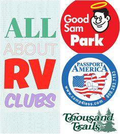 best rv park memberships
