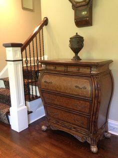 Watercress Springs Estate Sales EASTON CT ESTATE SALE 15 Easton Heights Lane July 29th to 31st - Bombe' Chest 36x x 20d x 42 h