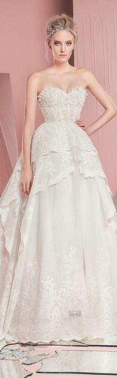 Vestido de novia <3 Inspírate en bodatotal.com/ bodas-vestido de novia-wedding dress--wedding