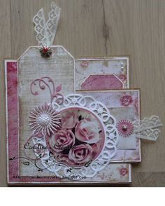 3d Paper Projects, Projects To Try, Birthday Cards For Women, Marianne Design, Baby Crafts, Cool Cards, Flourish, Cardmaking, Embellishments
