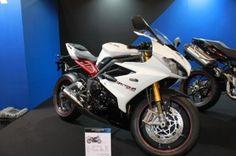 TRIUMPH - TOKYO MOTORCYCLE SHOW 2013