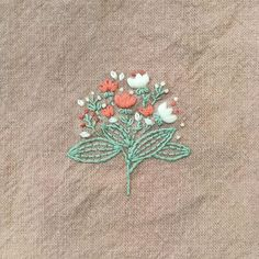 민트민트하지요 - #또무단펌하진말아줘요 #출처를밝혀라 - #꽃보다자수 #프랑스자수 #춘천프랑스자수 #손자수 #자수 #꽃자수 #frenchembroidery #embroidery #stitchwork #embobado #emboacia #needlework #needlecraft #handmade #handembroidery #mint